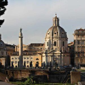 Rome City Center Bike Tour