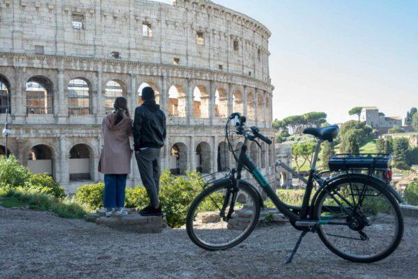 Bicycl-e Roma Center Tour
