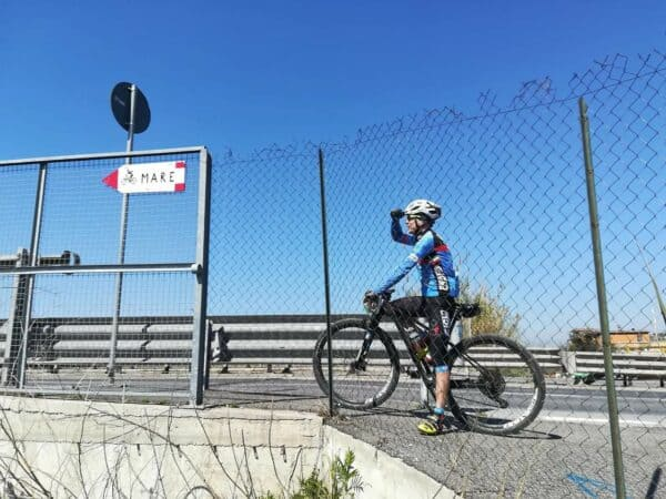 Rome to Fiumicino Bike Tour