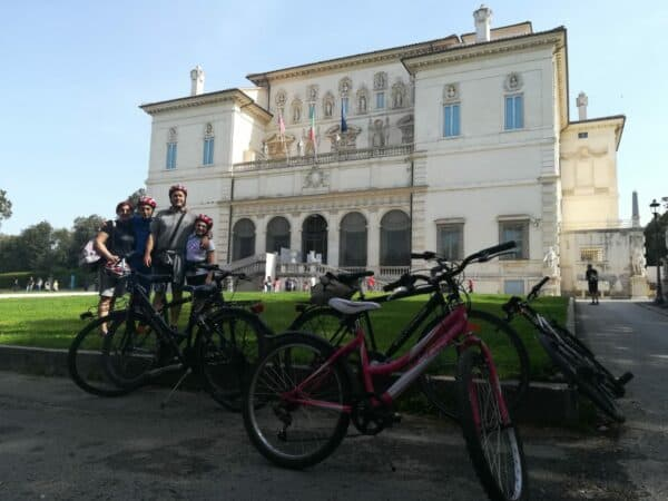Rome Escape City Tour - Villa Borghese
