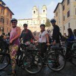 Bicycl-e Rome by Night Bike Tour