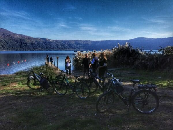 Castel Gandolfo Bike Tour
