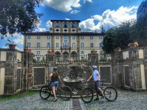 Appia Bike & Wine Tour