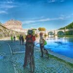 Bicycl-e Rome City Center Bike Tour