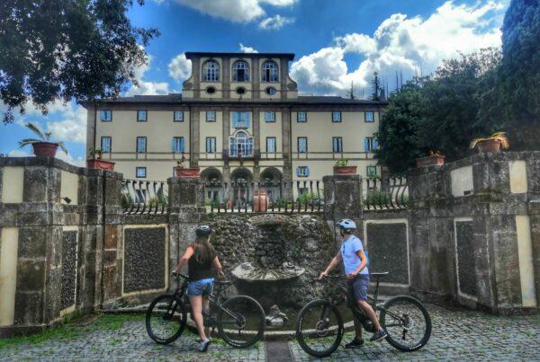 Bicycl-e Tour Grottaferrata, Marino, Castelgandolfo